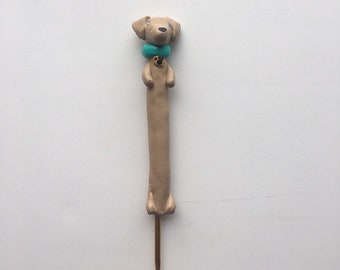 Charlie the wiener dog hook