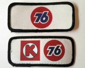 Vintage 76 Patches