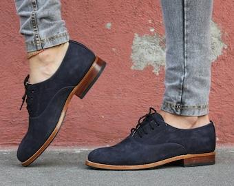 0414d0df6fd41 Women's Oxfords & Tie Shoes | Etsy