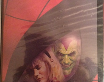 """Marvels #4  Storyline:  """"The Day she Died """"Green Goblin  and Gwen Stacy as seen though Spiderman's Eyes N/M 9.8"""