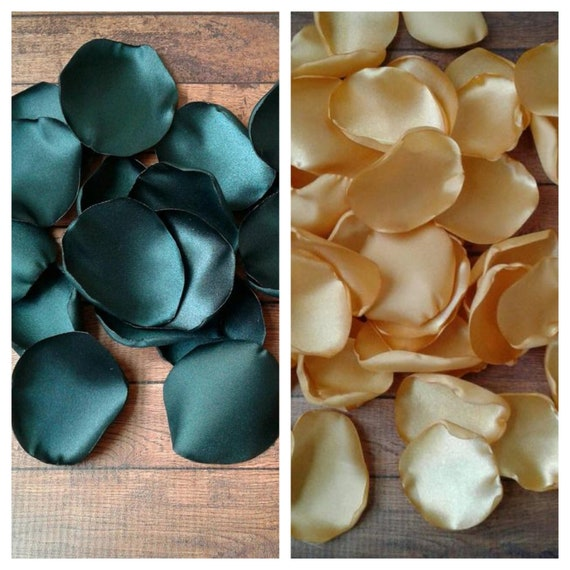 Sage Green and Ivory Wedding Flower Petals Bridial Birthday Party Decor