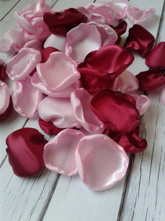 Rustic Wedding Burgundy And Light Pink Wedding Vintage