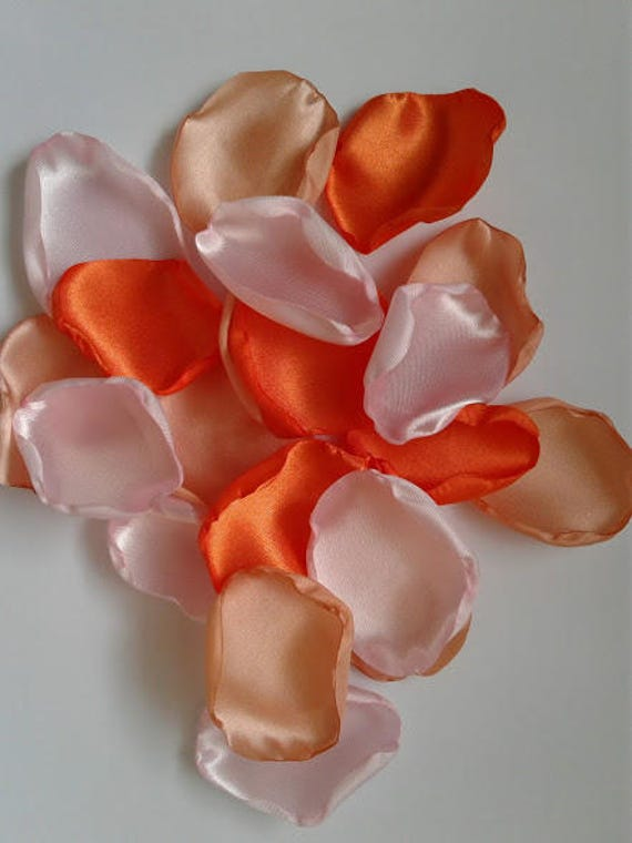 Peach Wedding Light Pink Wedding Orange Wedding Wedding Decor