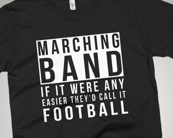 Marching Band Funny T-Shirt