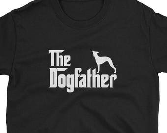 Italian Greyhound Shirt Gift Dogfather Tee