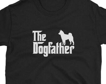 34f4d25e Shiba Inu Shirt Gift Dogfather Tee