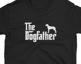 Rhodesian Ridgeback Shirt Gift Dogfather Tee