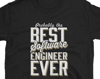 Software Eng Shirt Software Eng Gift Best Ever