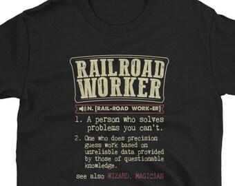 railroad shirts