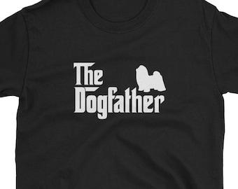 Shih Tzu Shirt Gift Dogfather Tee
