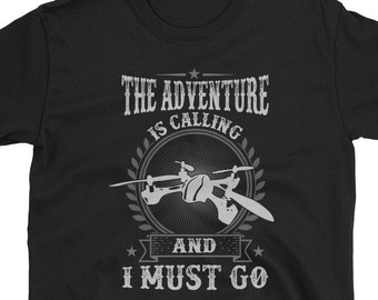 Quadcopter Shirt Drone Gift