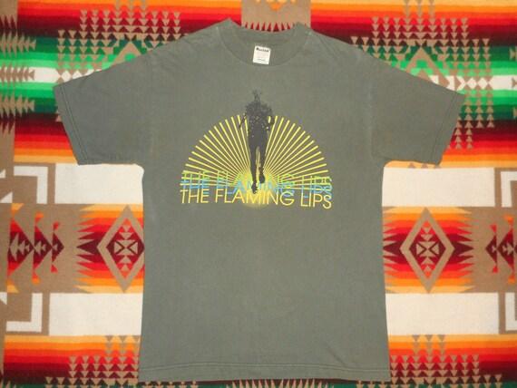 90s Flaming Lips T Shirt Size Medium