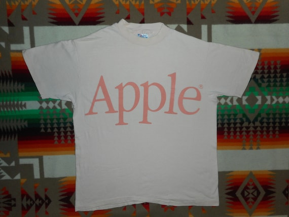 80s Apple T Shirt