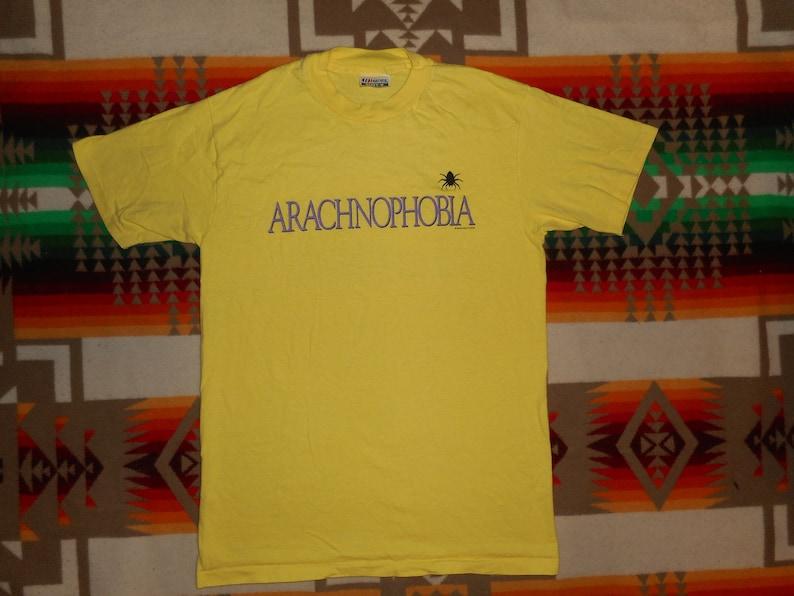 6d07cace39 Arachnophobia Movie T Shirt Size Small