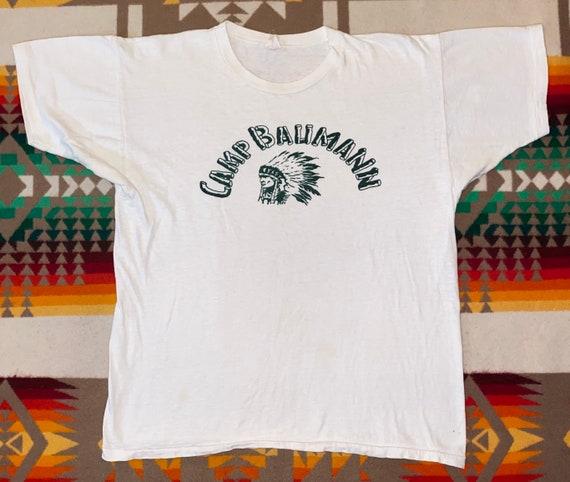 60s Camp Baumann Champion T Shirt