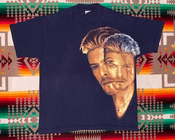 David Bowie T Shirt Sz XL