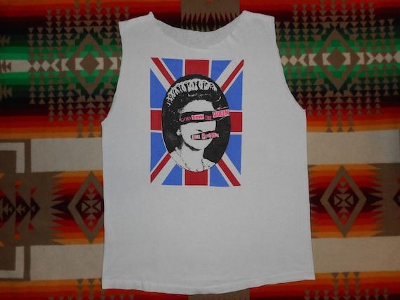 Sex Pistols T Shirt Size Medium The Clash Sham 69