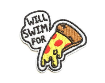 Will Swim for Pizza Patch | Swimming | Water Polo