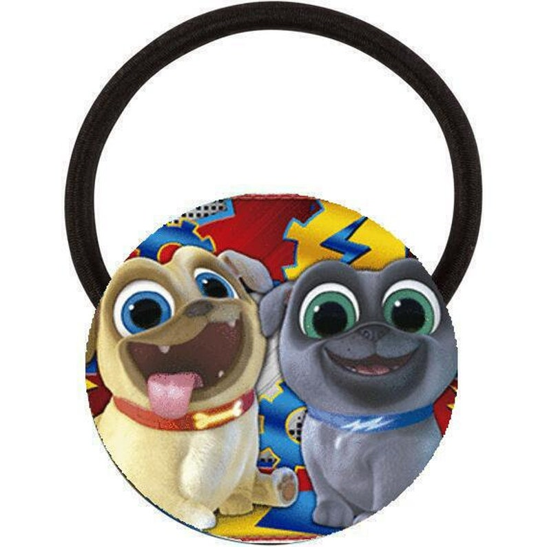 Toys Birthday Prizes Pinata Loot  Supplies Party Favors 6 Stretch Band Bracelets Puppy Dog