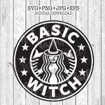 BASIC WITCH Digital File Download