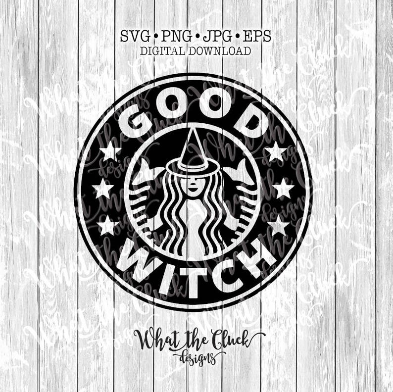 GOOD WITCH Digital File Download image 0