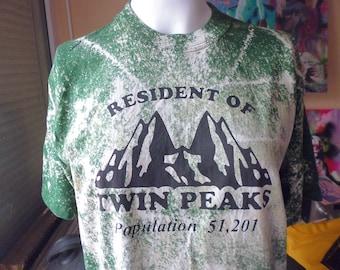 Twin peaks Acid shirt size M 3e shipping worldwide
