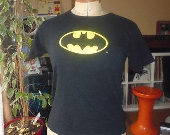 Vtg 90's T-shirt DC Batman for women