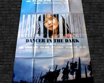 Björk-Dancer in the dark original movie poster