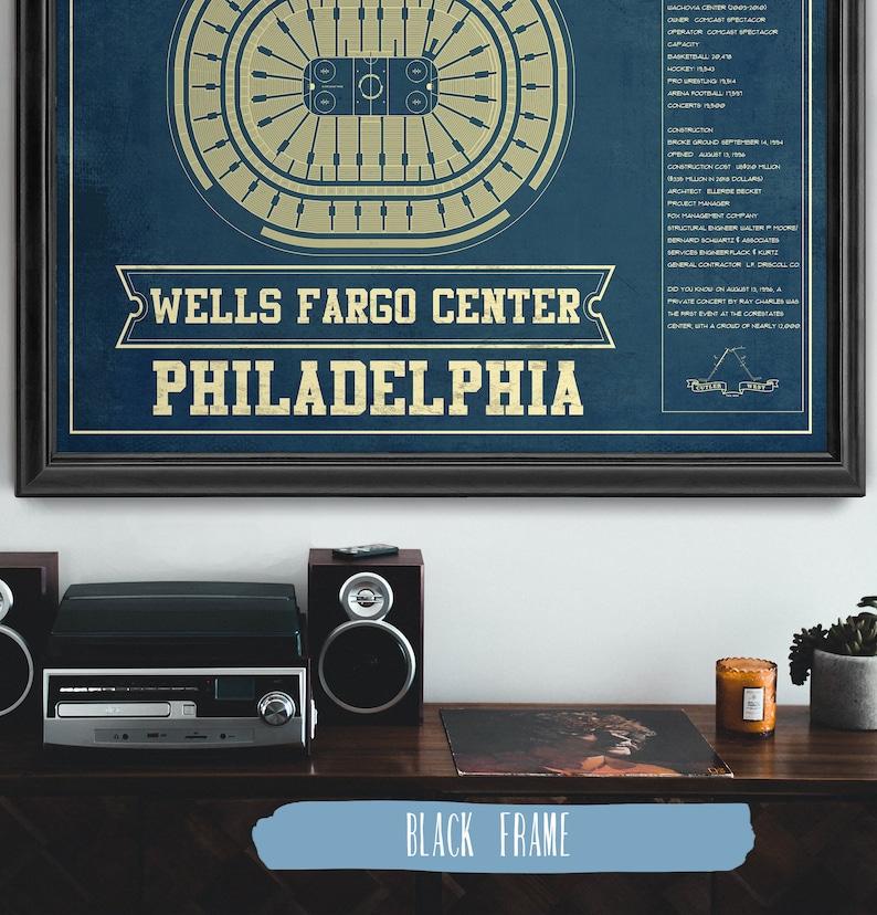 Philadelphia Flyers Wells Fargo Center Philadelphia ...