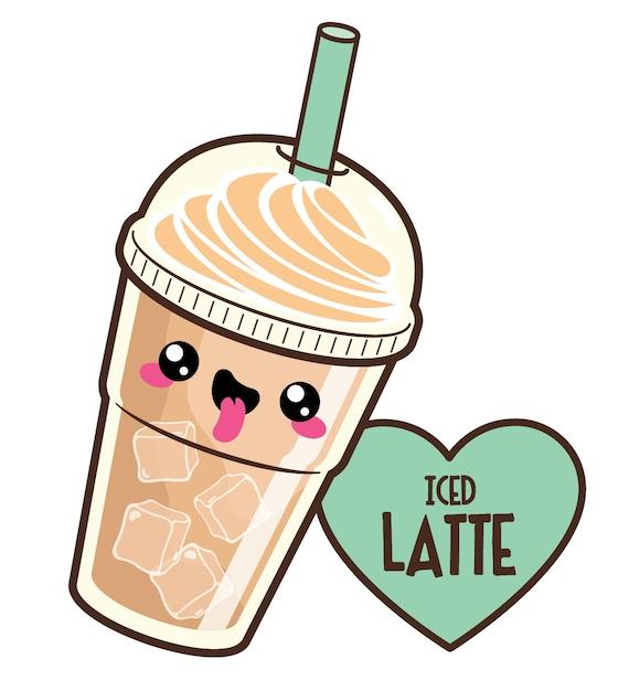 30 off coffee clipart kawaii coffee clipart cute coffee etsy rh etsy com kawaii clip art size 728x90 kawaii clip art size 728x90