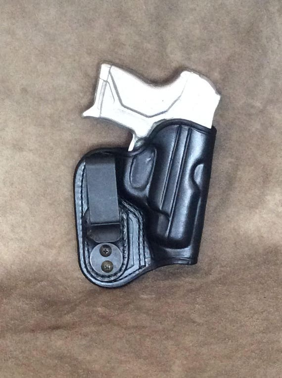 Ruger LCP 2 IWB Leather Holster