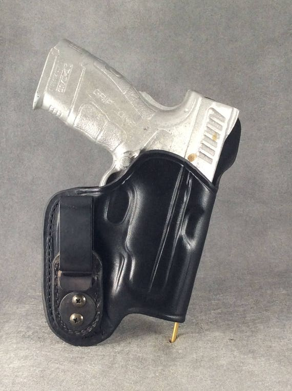 Springfield XD Mod 2 45 IWB Concealed Leather Holster w/Sweat Shield