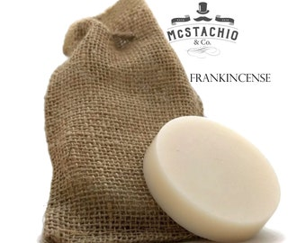 Frankincense Shave, Shower and Shampoo Soap