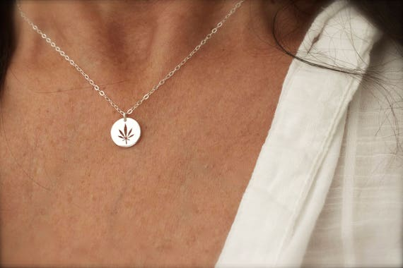 """Or 14k Marijuana Weed Pot Iced Out Pendentif 24/"""" Corde Chaîne Collier cannabis"""