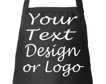 Stylist Name Apron Hairdresser Apron Hair Stylist Gift Personalized Apron Adjustable Apron Customized Apron Utility Apron Apron With Pockets