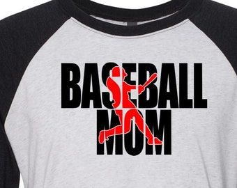 Baseball Mom, Baseball Shirt, Moms Baseball Tee Baseball Tee Gift for Mom Moms Tee Baseball Raglan Baseball Moms Baseball Raglan Moms Raglan
