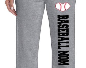 Gildan Sweatpants Football Mom  Black Sweatspants Custom Sweatpants Gift for Mom Wifey Womens Sweatpants Gift for Wife Gift for Mother Gift