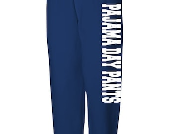 Unisex Sweatpants Pajama Day Pants Lazy Day Pants Casual Pants Mom Gift Gift for Her Low Crotch Pants Printed Loose Pants Loose Bottom Sweat