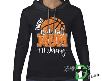 Basketball Spirit Wear