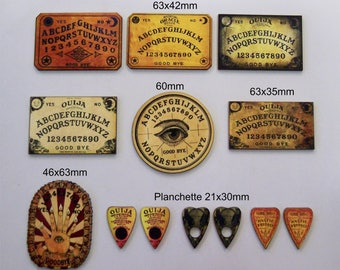 OUIJA Board & PLANCHETTE Minatures for Little people