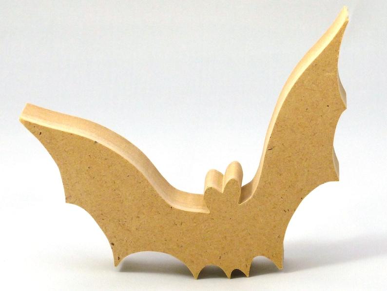 Bat Cutout Custom Sizes Available image 0