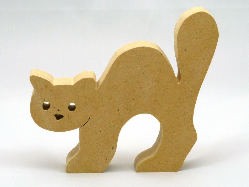 Cat Cutout Custom Sizes Available image 0