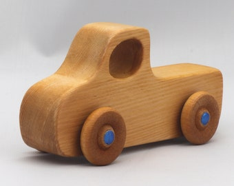 Wood Toy Pickup Truck from the Play Pal Series