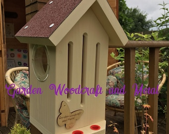 Butterfly House & Feeder