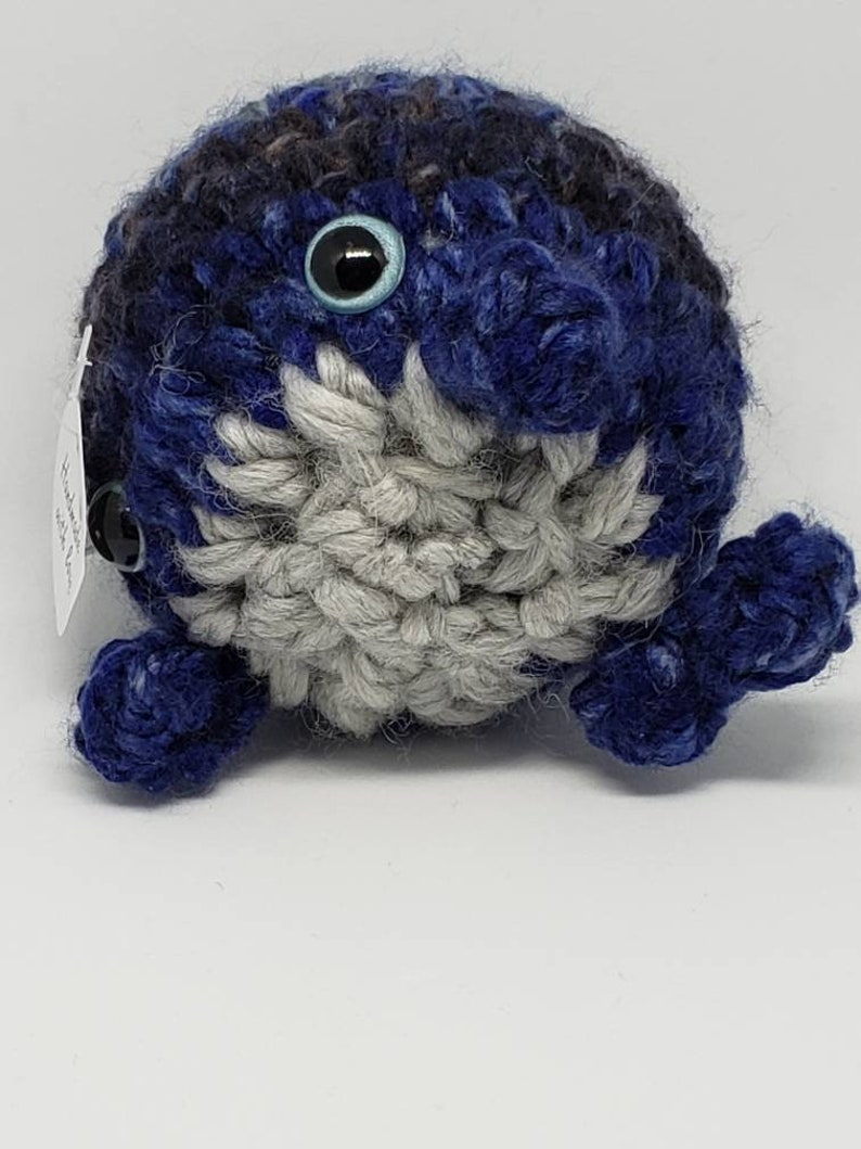 Crochet Whales