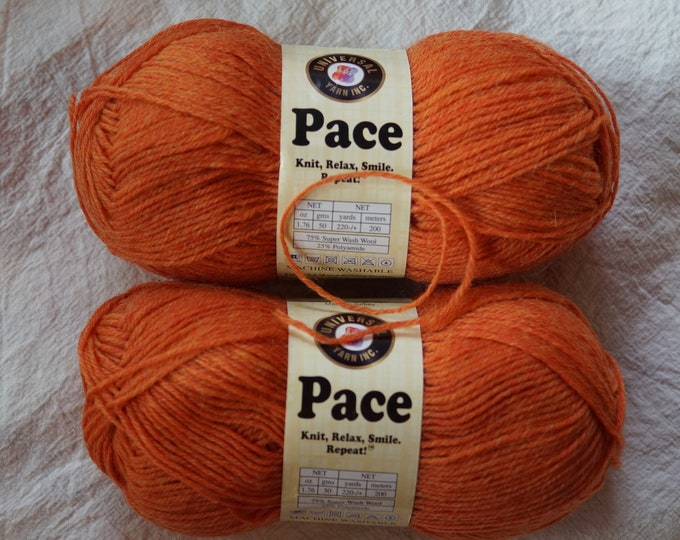 sock yarn Pace Persimmon  sale wool polyamide fingering weight machine washable