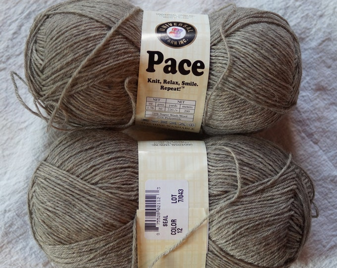 sock yarn Pace Seal sale machine washable wool from Universal yarn
