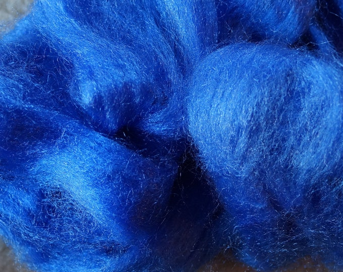 Firestar Blue blending fiber