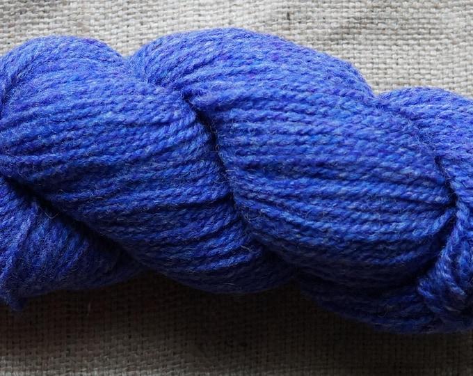 CORNFLOWER BLUE worsted Fisherman 2 ply wool yarn free shipping offer  Bartlettyarns sale