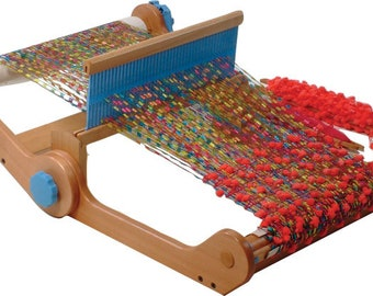 Ashford 20 inch knitters loom with bag sale price, free shipping